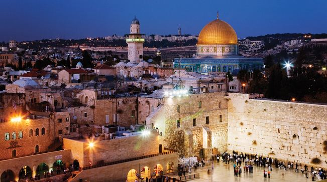 Holy Land The Holy Land Past Present and Future National Geographic