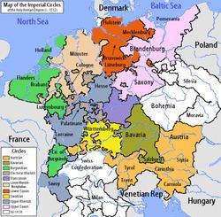 Holy Roman Empire Holy Roman Empire Wikipedia