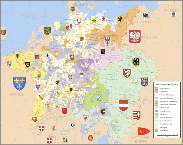 Holy Roman Empire Holy Roman Empire Lessons TES Teach