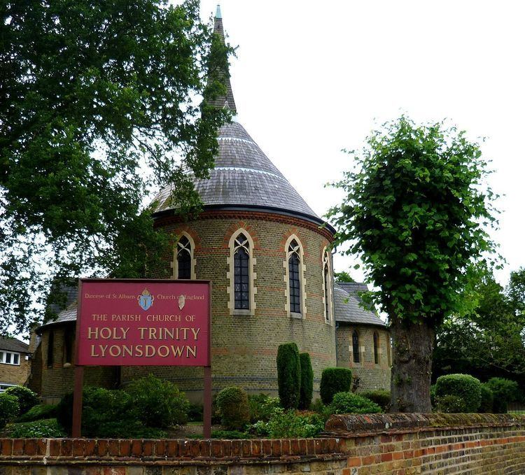 Holy Trinity Lyonsdown