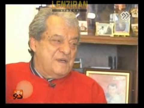 Homayoun Behzadi Persepolis ex captain and coach Homayoun Behzadi talk
