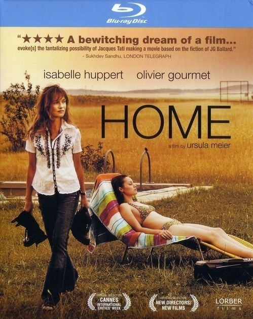 Home (2008 film) Home Bluray