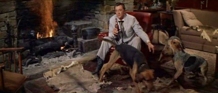 Home from the Hill (film) movie scenes But the family melodrama itself is good as Minnelli tries to step nimbly through the minefield of censorship just beginning to give way in 1960