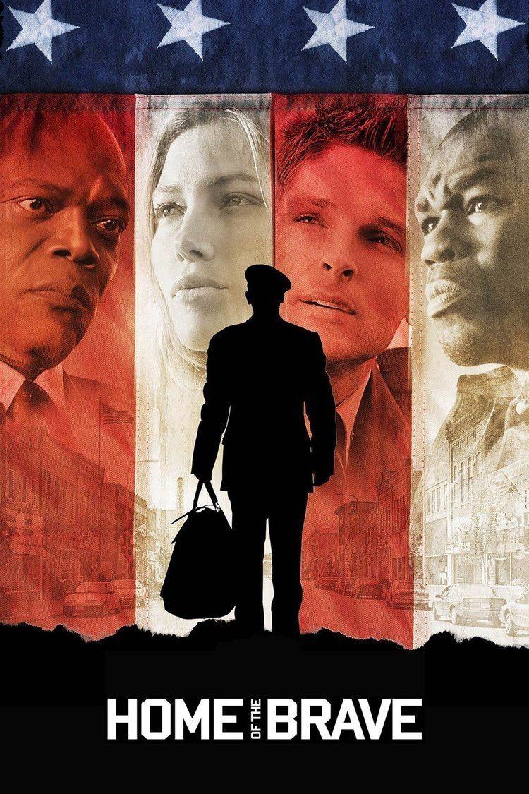 Home of the Brave (2006 film) wwwgstaticcomtvthumbmovieposters162824p1628