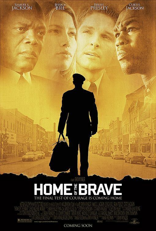 Home of the Brave (2006 film) Home of the Brave Movie Poster 2 of 3 IMP Awards
