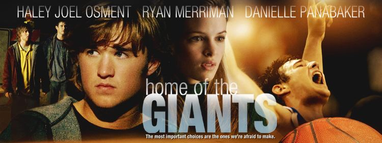 Home of the Giants HOME OF THE GIANTS starring Haley Joel Osment