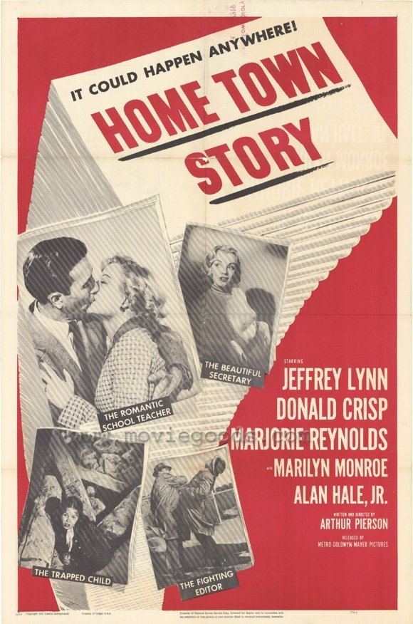 Home Town Story Home Town Story Movie Posters From Movie Poster Shop