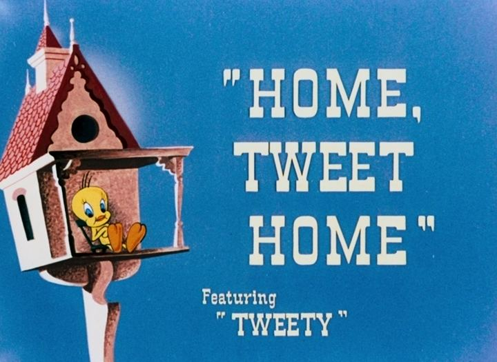 Home Tweet Home Home Tweet Home 1950 The Internet Animation Database