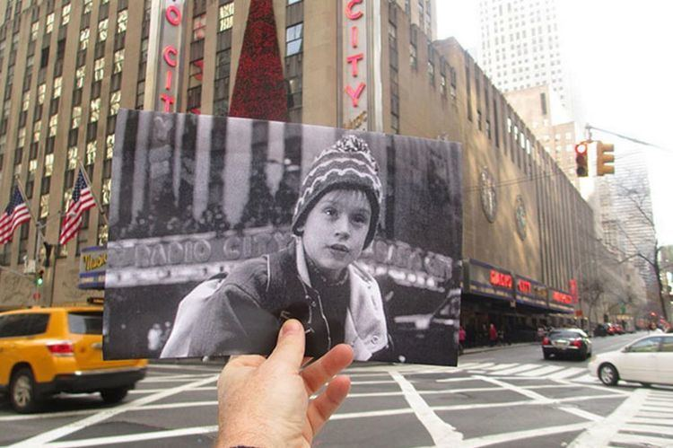 Home Tweet Home movie scenes VIEW GALLERY The location for Home Alone 2 Lost In New York