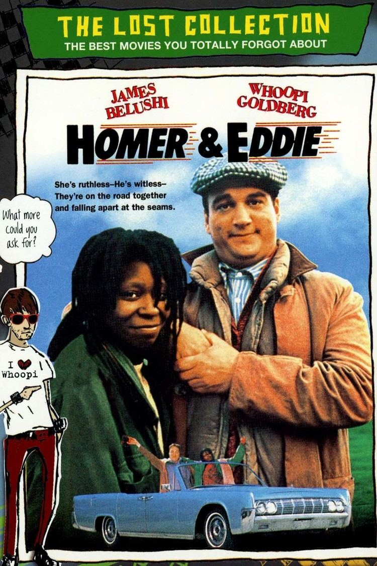 Homer and Eddie wwwgstaticcomtvthumbdvdboxart11895p11895d