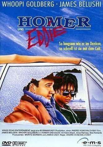 Homer and Eddie Junta Juleils Culture Shock Film Review HOMER AND EDDIE 1989