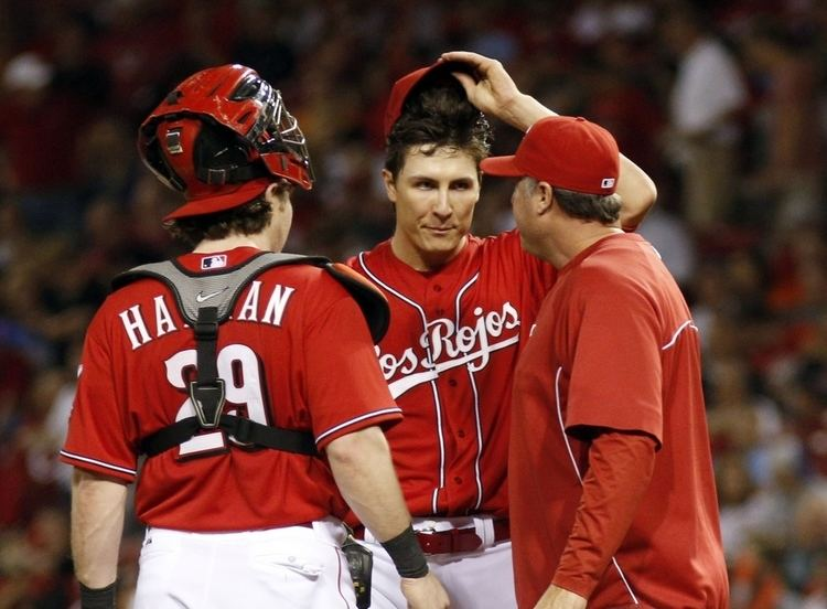 Homer Bailey Why trade Homer Bailey when the Reds can win now SBNationcom