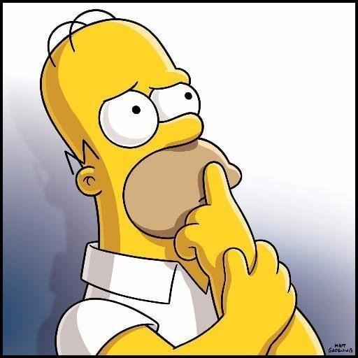 Homer Simpson Homer J Simpson HomerJSimpson Twitter