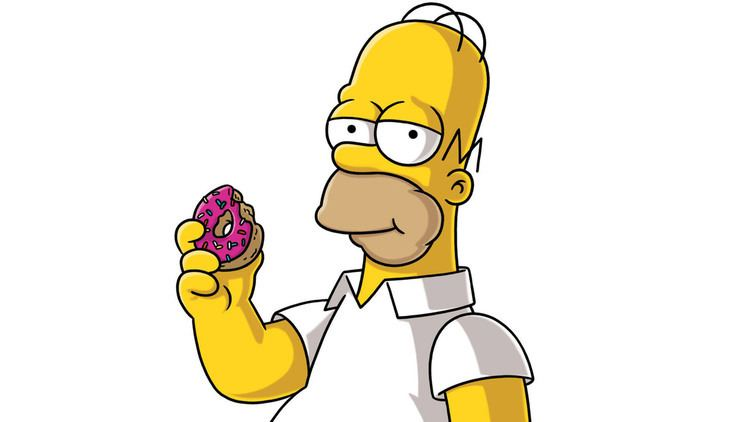 Homer Simpson 15 Things Homer Simpson taught us about doughnuts