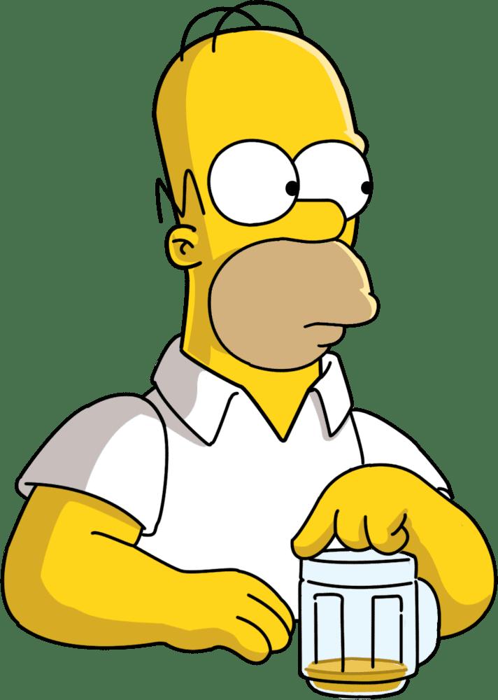 Homer Simpson Homer Simpson Genius