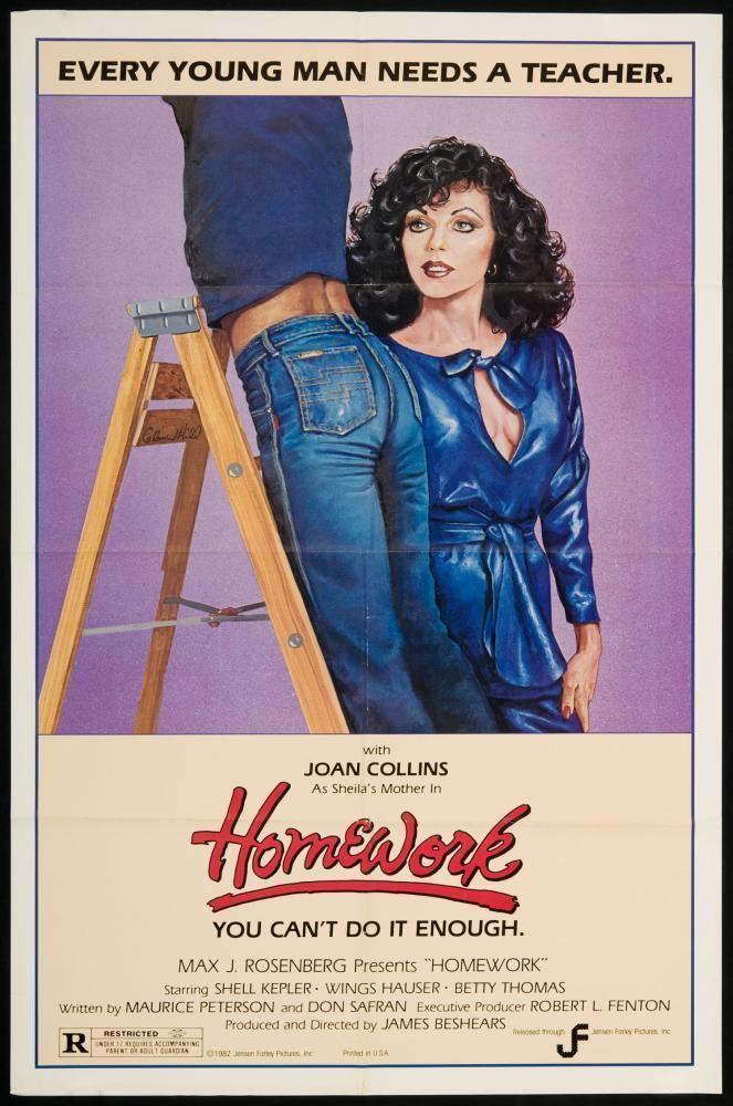 Homework (1982 film) Homework Movie 1982