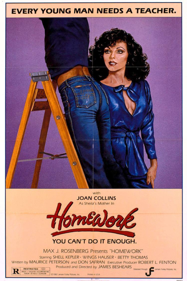 Homework (1982 film) wwwgstaticcomtvthumbmovieposters41390p41390