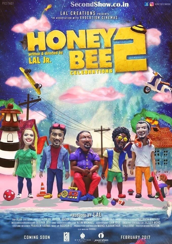 Honey Bee 2: Celebrations Honey Bee 2 First Look Poster Released It39s Time for Celebration