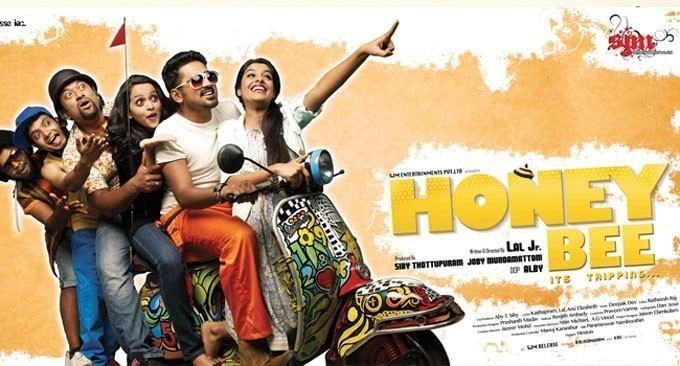 Honey Bee 2: Celebrations Asif AliBhavana39s Honey Bee 2 Celebrations firstlook poster out