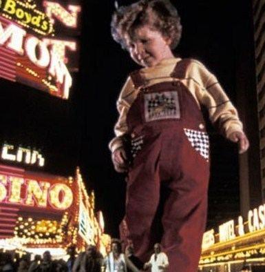Honey, I Blew Up the Kid Honey I Blew Up The Kid DVD Critics Corner