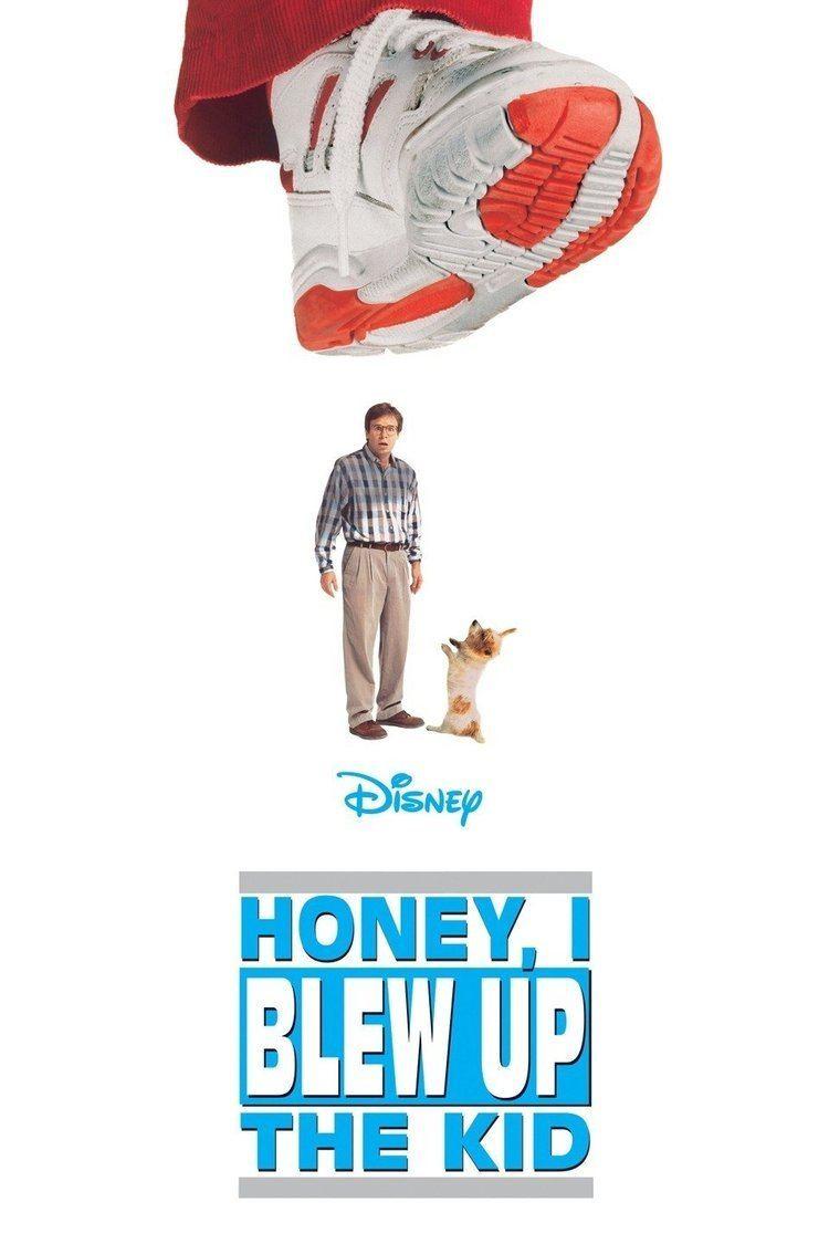 Honey, I Blew Up the Kid wwwgstaticcomtvthumbmovieposters14113p14113