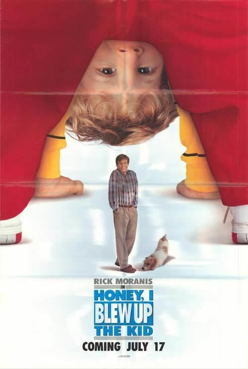 Honey, I Blew Up the Kid Honey I Blew Up The Kid movie posters at movie poster warehouse