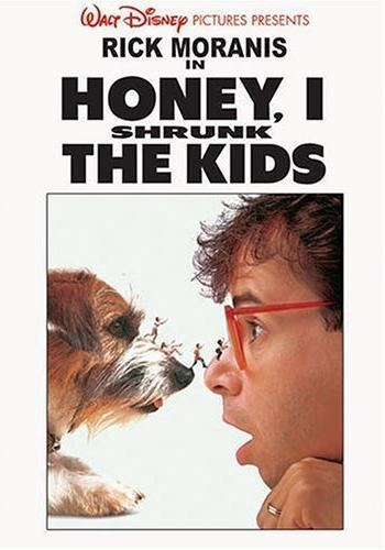Honey, I Shrunk the Kids Honey I Shrunk the Kids Film TV Tropes