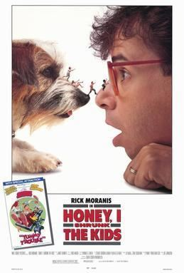 Honey, I Shrunk the Kids Honey I Shrunk the Kids Wikipedia