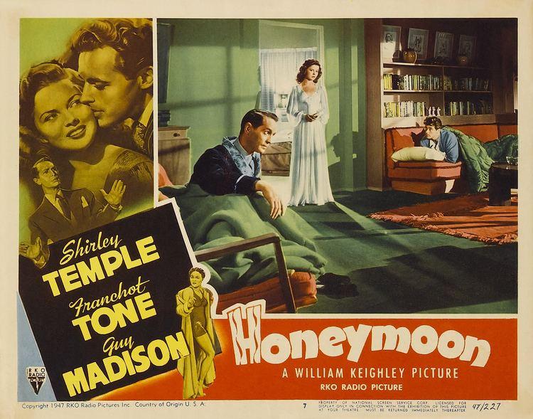 Honeymoon (1947 film) Honeymoon 1947
