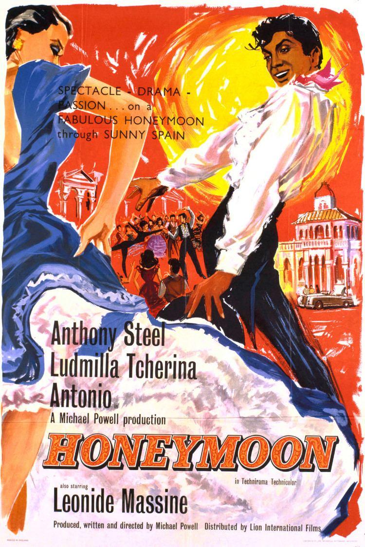 Honeymoon (1959 film) wwwgstaticcomtvthumbmovieposters47184p47184