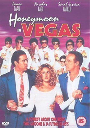 Honeymoon in Vegas Honeymoon In Vegas DVD Amazoncouk James Caan Nicolas Cage