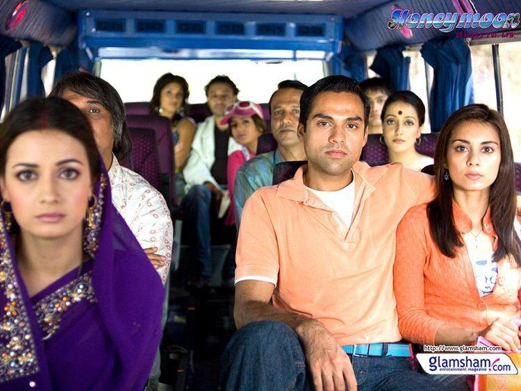Honeymoon Travels Pvt Ltd movie wallpaper 10316 Glamsham