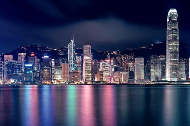 Hong Kong Beautiful Landscapes of Hong Kong