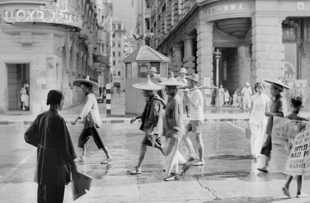 Hong Kong in the past, History of Hong Kong