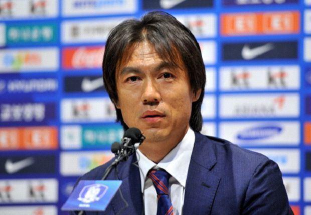 Hong Myung-bo New Korea coach Hong MyungBo I will select players to
