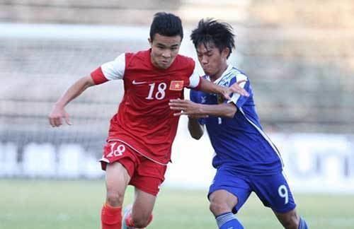 Hoàng Thanh Tùng Nhng vin ngc ca U19 quc gia Hong Thanh Tng con ngoan tr