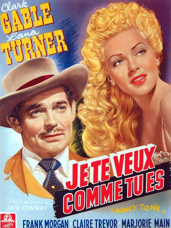Honky Tonk (1941 film) Honky Tonk 1941