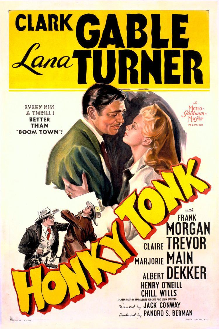 Honky Tonk (1941 film) wwwgstaticcomtvthumbmovieposters4065p4065p