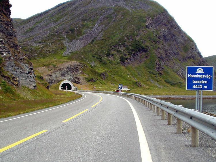 Honningsvåg Tunnel