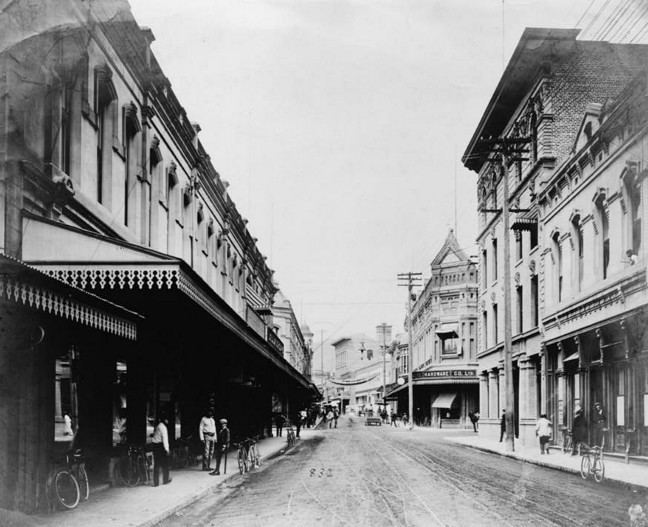 Honolulu in the past, History of Honolulu