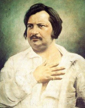 Honoré de Balzac Honore de Balzac books and biography French classical authors