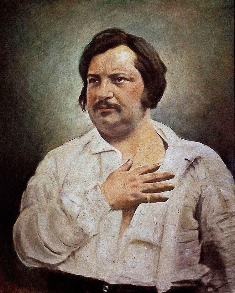 Honoré de Balzac Happy Birthday Honor de Balzac