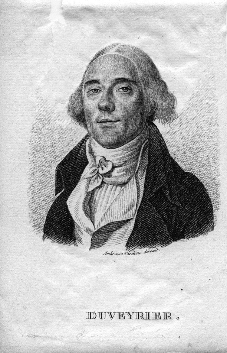 Honoré-Nicolas-Marie Duveyrier