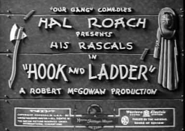 Hook and Ladder (1932 film) Hook and Ladder 1932 film Wikipedia