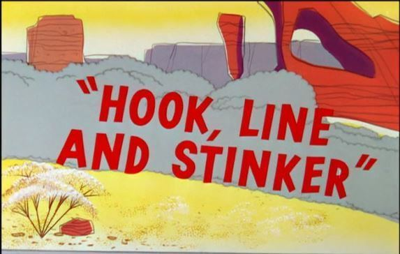 Hook, Line and Stinker Looney Tunes Hook Line And Stinker B99TV