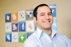 Hooman Radfar AddThis founder Hooman Radfar moves west Washington