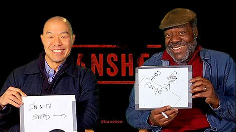 Hoon Lee How Well Do Hoon Lee and Frankie Faison Know Each Other