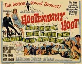 Hootenanny Hoot Hootenanny Hoot Movie Posters From Movie Poster Shop