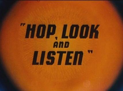 Hop, Look and Listen Looney Tunes Hop Look And Listen B99TV