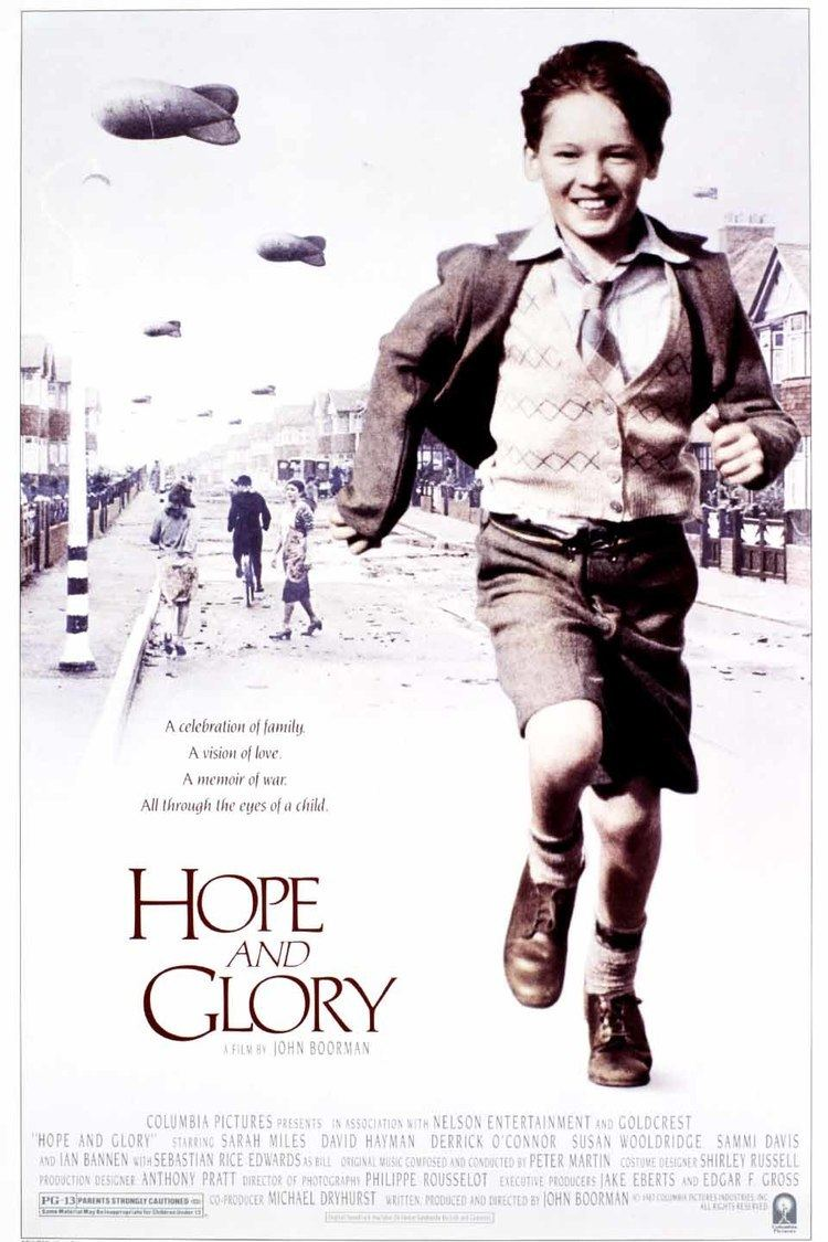 Hope and Glory (film) wwwgstaticcomtvthumbmovieposters10152p10152